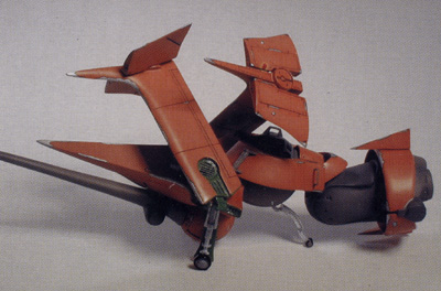 Cowboy bebop swordfish cockpit - photo#16